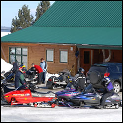 Snowmobile Guide Service